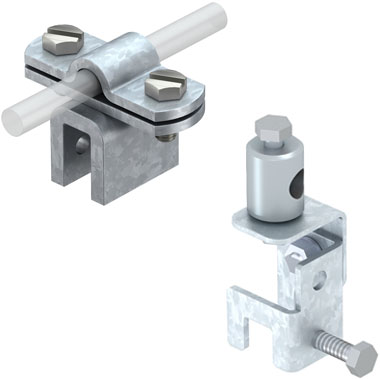 Folding Clamps - Eurolec Energy Products