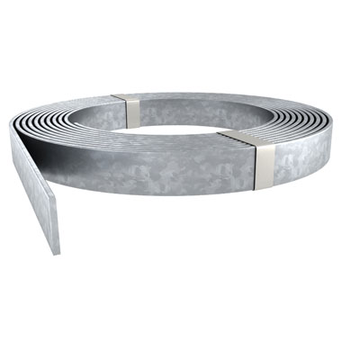 Galvanised steel flat conductor - Eurolec Energy Products