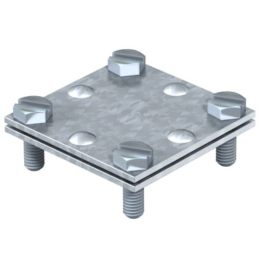 Cross Connector for flat conductor - Eurolec Energy Products
