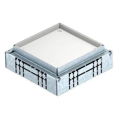 Underfloor junction box - Eurolec Energy Products