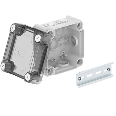 Transparent Junction Box - Eurolec Energy Products