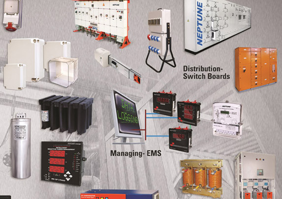Capacitors, Reactor, APFC / Controllers, TSM / Thyristor Switch Module - Eurolec Energy