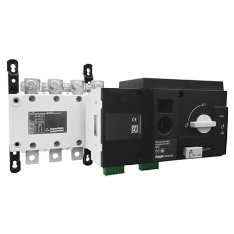 Automatic Transfer Switches - Eurolec Energy Products