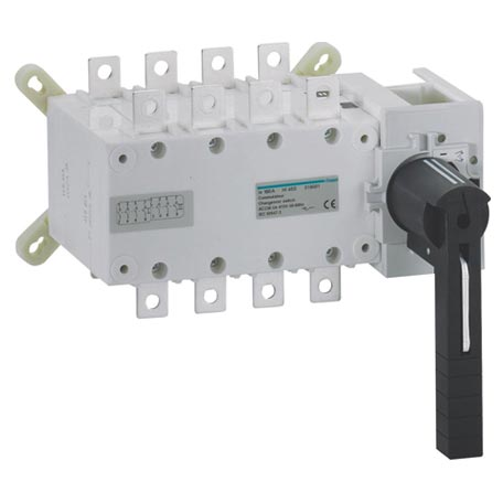 Manual Changeover Switches  - Eurolec Energy Products