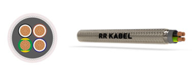 Steel Braided Cable - Eurolec Energy Products