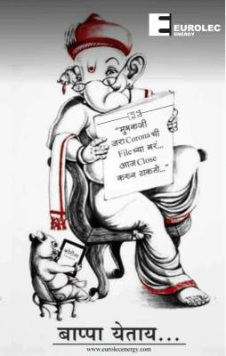 Happy Ganesh Chaturthi...!!!