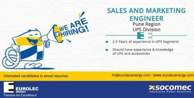 Openings for Sales And Marketing - UPS division
